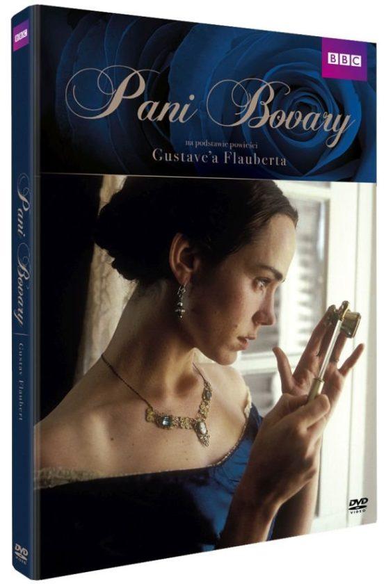 """""""Pani Bovary"""" Gustav Flaubert - DVD"""