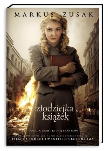 """Markus Zusak - """"Złodziejka książek"""""""