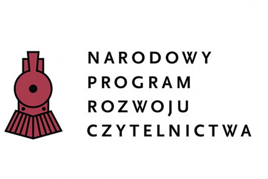 Logo Narodowego Programu Rozwoju Czytelnictwa
