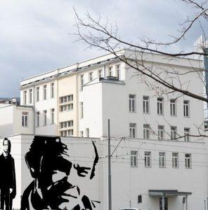 Budynek CXIX Liceum Ogólnokształcącego im. Jacka Kuronia w Warszawie