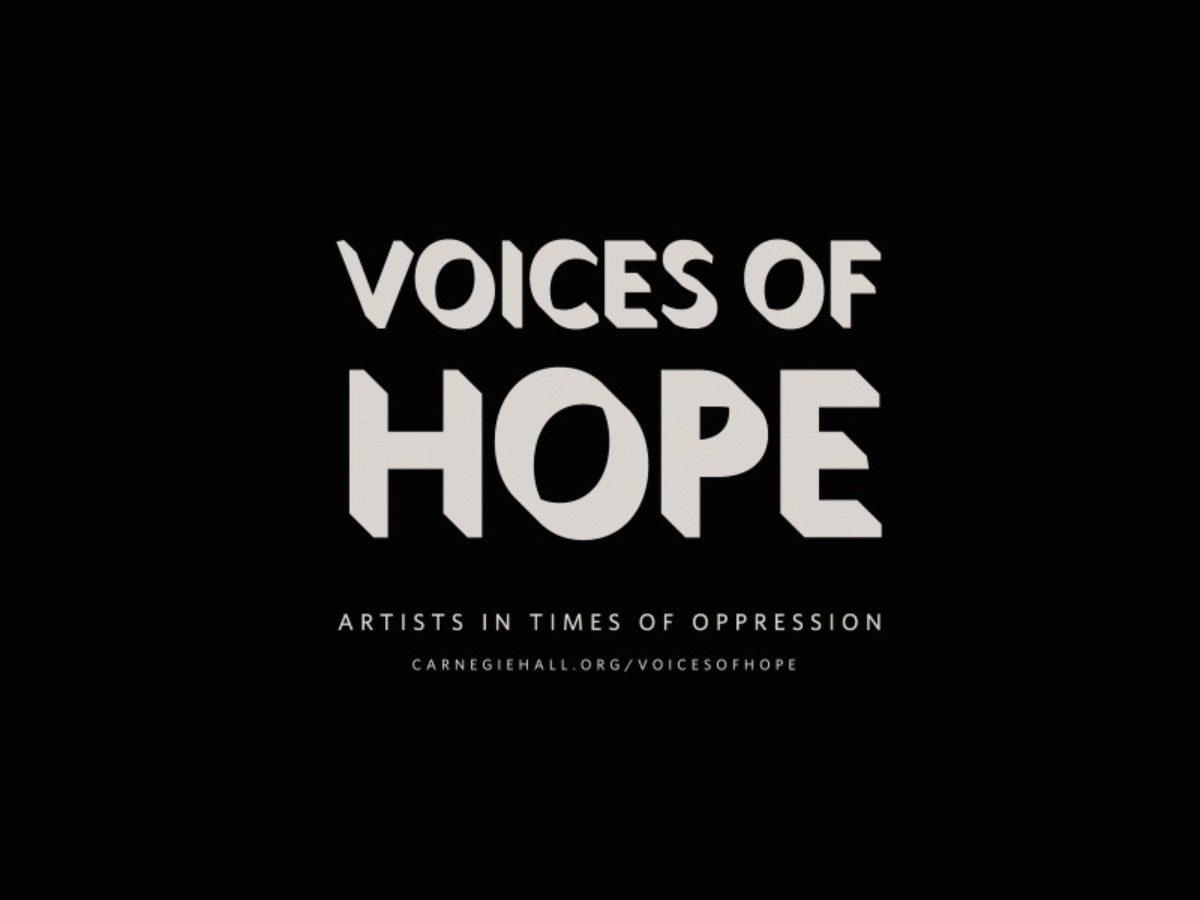 Link do wpisu Voices of Hope